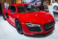"""Mario kraschade sin Audi R8 V10 (inte exemplaret på bilden) 2010 bara några veckor efter att han köpt den för drygt 1,5 miljoner kronor och bilen fick skrotas. Enligt ganska osäkra medieuppgifter i Storbritannien hade italienaren 25 000 pund på fickan vid tillfället och när polisen frågade varför han hade så mycket pengar på sig svarade han """"för att jag är rik""""."""