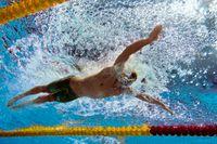 Brenton Rickard kan bli av med en OS-medalj simning för doping. Arkivbild.