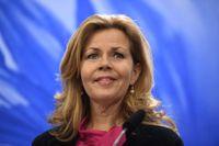 Cecilia Wikström (L) står högst upp på L:s lista till Europaparlamentet inför valet i maj.