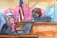 Apples vd Tim Cook var en av de som frågades ut av domare Yvonne Gonzalez Rogers under rättegången mellan teknikjätten och spelbolaget Epic i mitten av maj.