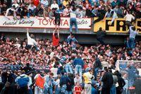 Hillsborougholyckan inträffade den 15 april 1989.