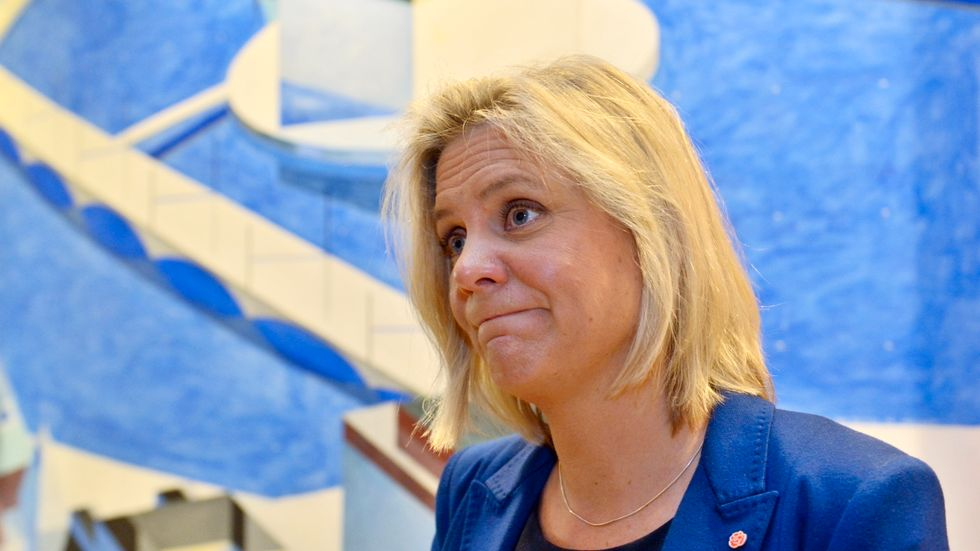 I lördags höjdes arbetsgivaravgiften för alla under 25 år, i enlighet med Magdalena Anderssons budget. Fler än arbetsgivarna borde protestera.
