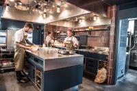 Restaurang Frantzén tilldelades tre stjärnor i Michelinguiden under måndagskvällen.