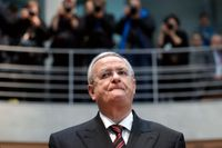 Volkswagens förre koncernchef Martin Winterkorn.