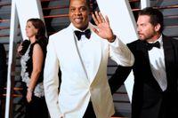 Rapstjärnan Jay Z köpte Tidal för ett år sedan. Nu kan tjänsten vara på väg att bli såld.