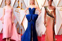 Modehöjdpunkter från Oscarsgalan