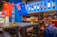 Kinas strafftullar har slagit hårt mot Australiens vinproducenter.