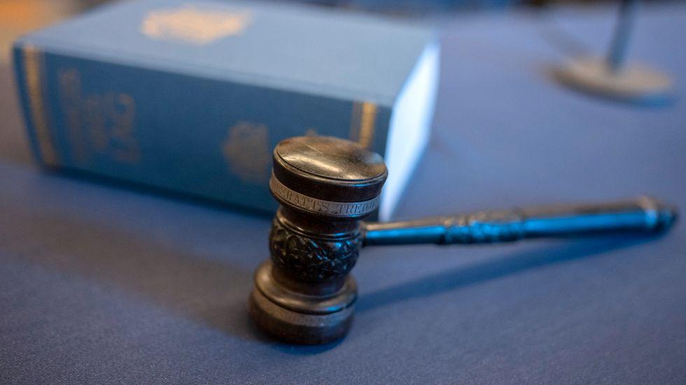 En 24-årig man döms till livstids fängelse för ett knivmord i Spånga förra året. Arkivbild.
