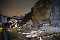 I mars inträffade ett skalv med magnituden 7,2 utanför prefekturen Miyagi vid Japans nordöstra kust. På lördagen inträffade ytterligare ett skalv som uppmättes till 6,8. Bilden är från i mars.