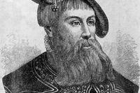 Gustav Vasa, cirka 1496–1560.