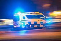 En man har avlidit efter en arbetsplatsolycka utanför Emmaboda. Arkivbild.
