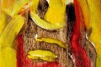 Målaren, 2007. 16 x 18 cm.