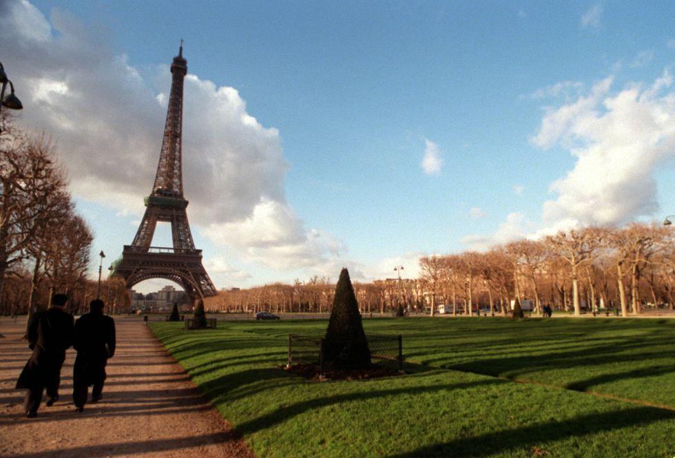 """""""Flanörerna är Paris enda lyckliga människor"""", hävdade Honoré de Balzac."""