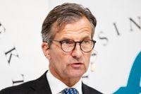 Finansinspektionens generaldirektör Erik Thedéen. Arkivbild.