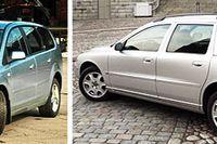 Populära Ford Focus hamnar långt ner när rostskydden på bilar av 2002 till 2005 års modeller kartlagts. Koncernbrodern Volvos 70-serie placerade sig i toppen.
