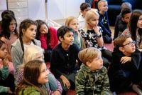 I årskurs tre i Rosendalskolan-Polack i Uppsala har 16 av klassens 27 elever modersmålsundervisning. Foto: Emma-Sofia Olsson