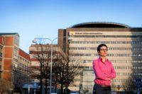 Cancerläkare Ana Carneiro menar att pandemin haft en enorm negativ påverkan på den kliniska cancerforskningen.