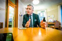 """Hovrättspresidenten Fredrik Wersäll tror på ett """"uthålligt och tålmodigt värdegrundsarbete""""."""