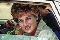 Prinsessan Diana på en bild från 1993.