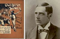 """Andrew Barton """"Banjo"""" Paterson (1864–1941)."""