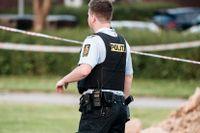 Två personer sköts ihjäl i Köpenhamnsförorten Herlev den 26 juni 2019.