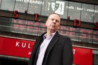 """""""Om man trakasserar måste det rättas till. Om det händer ofta är det inte acceptabelt"""", säger Kulturhuset Stadsteaterns vd Benny Fredriksson om SvD:s uppgifter."""