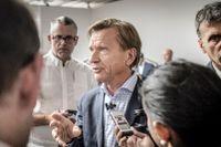Volvo cars VD Håkan Samuelsson duckar nu frågan om börsnotering.