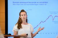 Susanne Spector, chefsanalytiker på Nordea, har studerat utvecklingen i Sveriges regioner. Arkivbild.