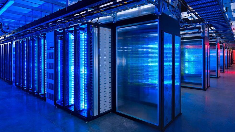 Här bor big data - men alla svaren finns inte här