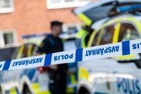 Polisen misstänker att en man som hittats död i Knivsta i Uppsala län mördats i södra Stockholms län. Arkivbild.