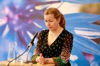 EU-parlamentariker Cecilia Wikström (L) fick flytta på sig. Arkivbild.