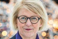 Elisabeth Svantesson (M) säger att det är rimligt att gränsen för statlig skatt höjs.