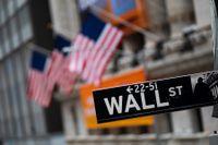 USA-börserna backade rejält på onsdagen. Arkivbild.