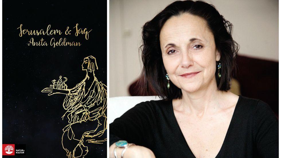 Anita Goldman (född 1953) är mångårig skildrare av israeliskt samhällsliv och israelisk kultur, och kvinnans ställning i ett mansdominerat samhälle.