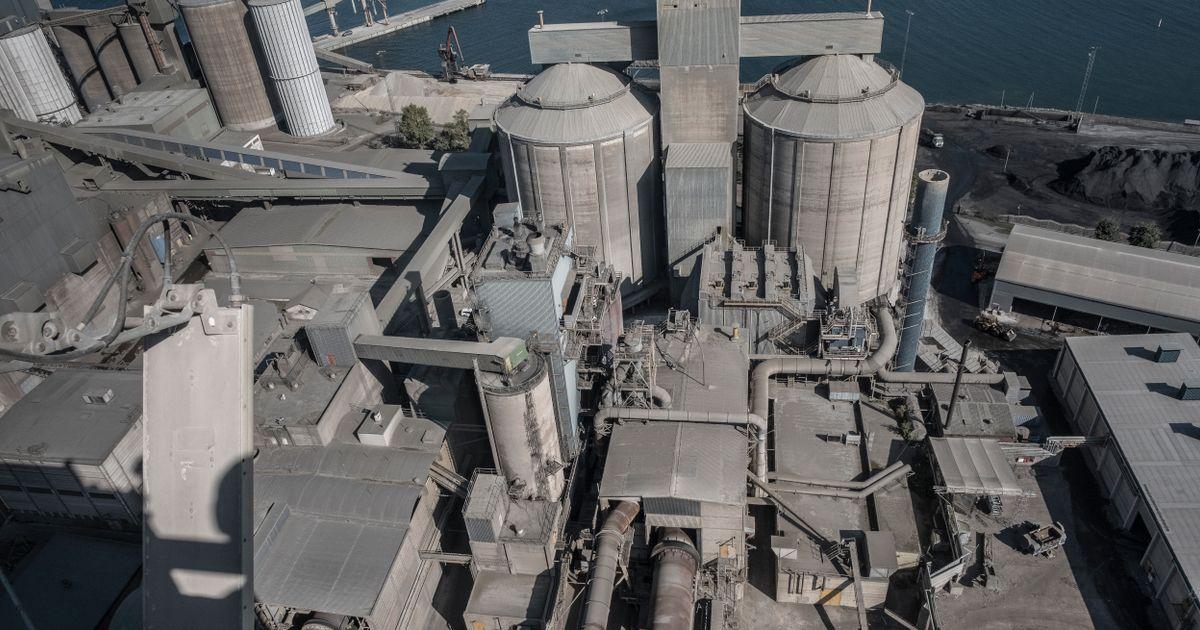 Cementa hotar med ransonering
