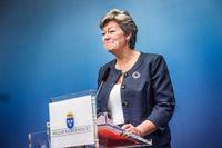 Arbetsmarknadsminister Ylva Johansson (S).