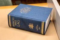 En man i 20-årsåldern åtalas vid Uddevalla tingsrätt för våldtäkt mot barn. Arkivbild.