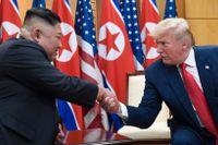 Nordkoreas ledareKim Jong-Unhar träffat USA:s president Donald Trump vid flera tillfällen.