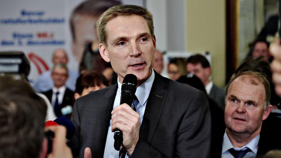 DFs ledare Kristian Thulesen Dahl