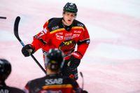 Nils Lundkvist stannar i Luleå ännu en säsong. Arkivbild.