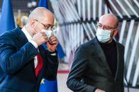 Östländer får vaccinstöd från EU