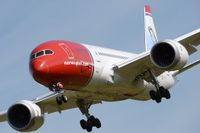 Norwegians Boeing 787 Dreamliner.