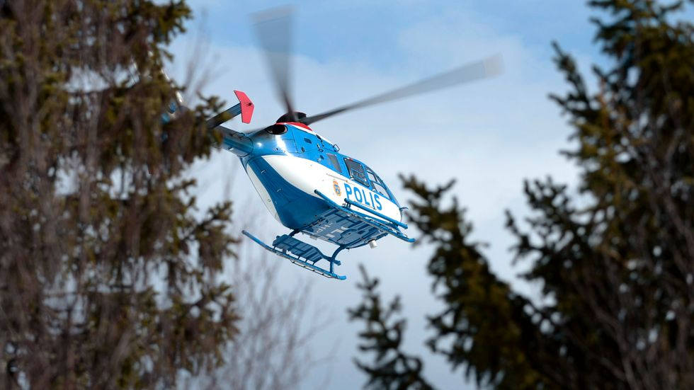 Fjällräddare hjälpte till i sökinsatsen efter en försvunnen kvinna i Niemisel, några mil nordost om Boden. Hon har nu hittats avliden. Arkivbild.