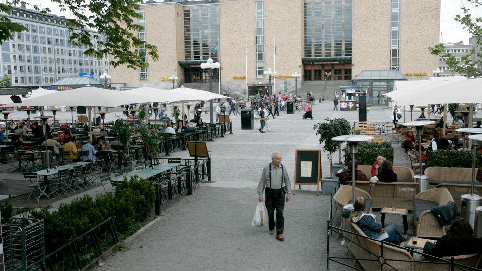 Debaser Medis har sedan 2006 haft sin konsertlokal vid Medborgarplatsen i Stockholm.
