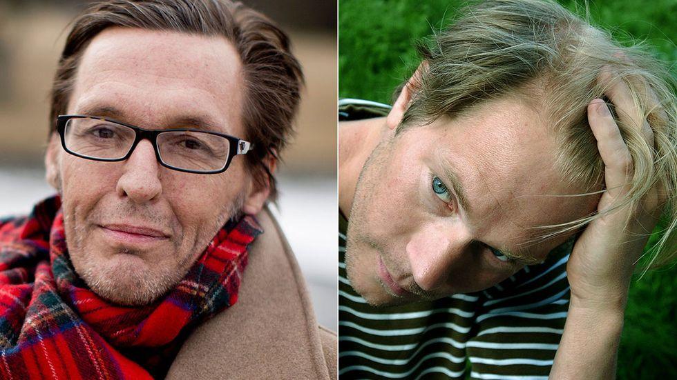 Olle Ljungström och Per Hagman.