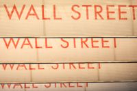 USA-börserna steg på fredagen. Arkivbild.