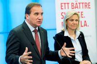 Nästa statsminister Stefan Löfven och Magdalena Andersson, trolig finansminister i Löfvens regering, saknar båda erfarenhet från riksdagen.