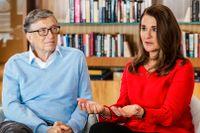 Bill och Melinda Gates skilsmässa sätter ljuset på miljardera deras stiftelse ger bort varje år.