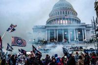 Trump-anhängare stormade Kapitolium under onsdagen.