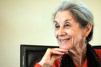 Nadine Gordimer (1923–2014).